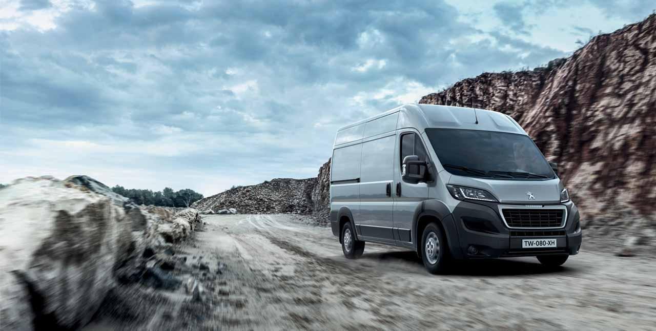 All-New Boxer Van