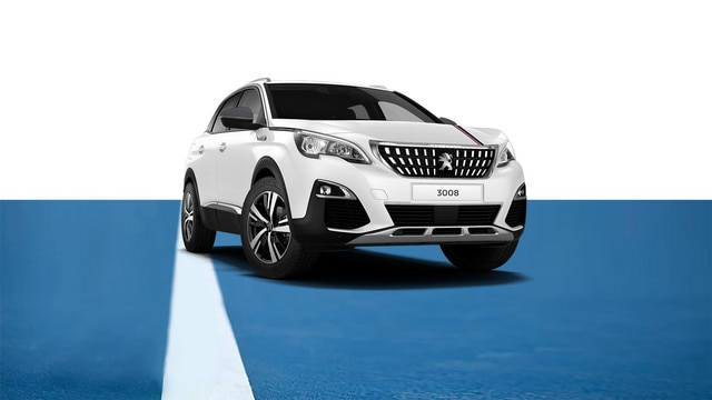 PEUGEOT 3008 SUV Advantage Limited Edition