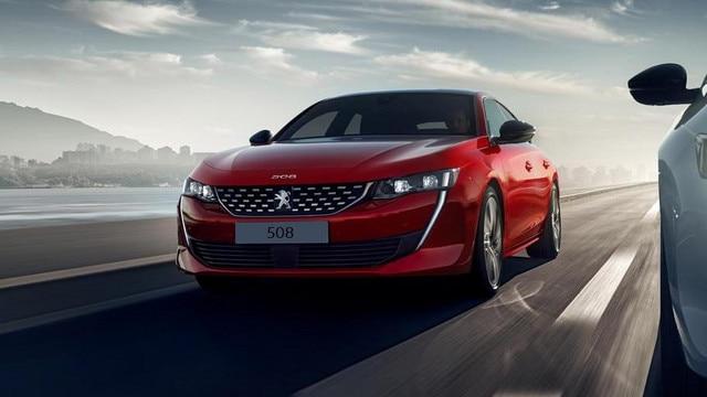 New 508 Fastback - exterior design