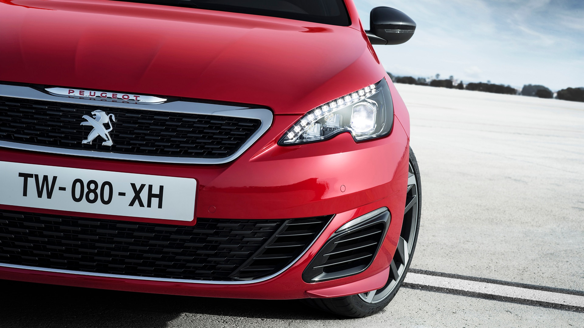 peugeot 308 gti new car showroom | hot hatch sports car | test drive