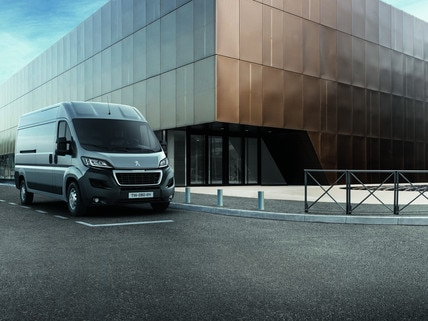 All-New Boxer Van Design