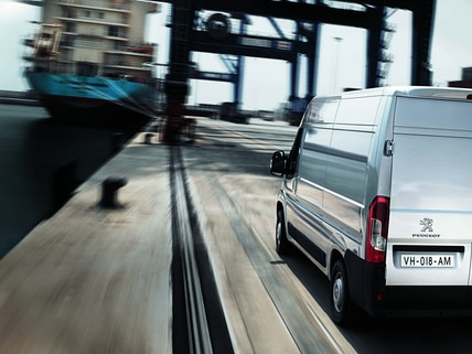 All-New Boxer Van Performance