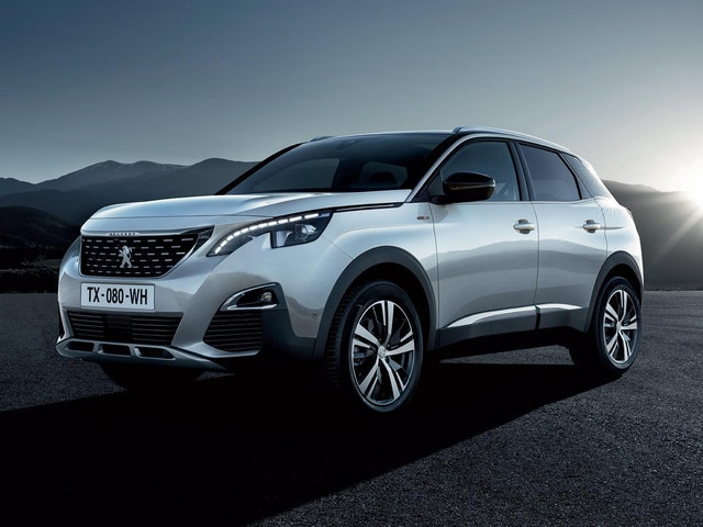 Peugeot 3008 New Car Showroom Suv Gt Line Test Drive