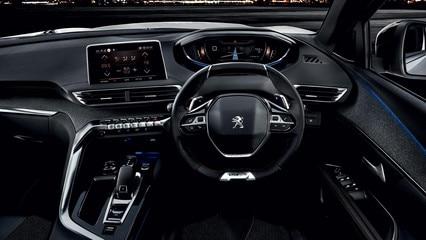 PEUGEOT 3008 SUV GT Line i-Cockpit interior