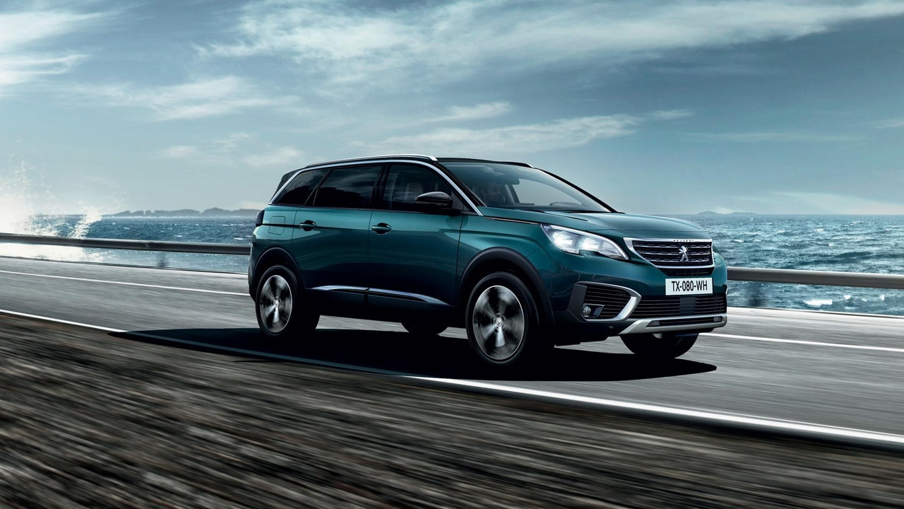 Car Vin Lookup >> All New PEUGEOT 5008 7 Seat SUV | Arriving in 2018 ...
