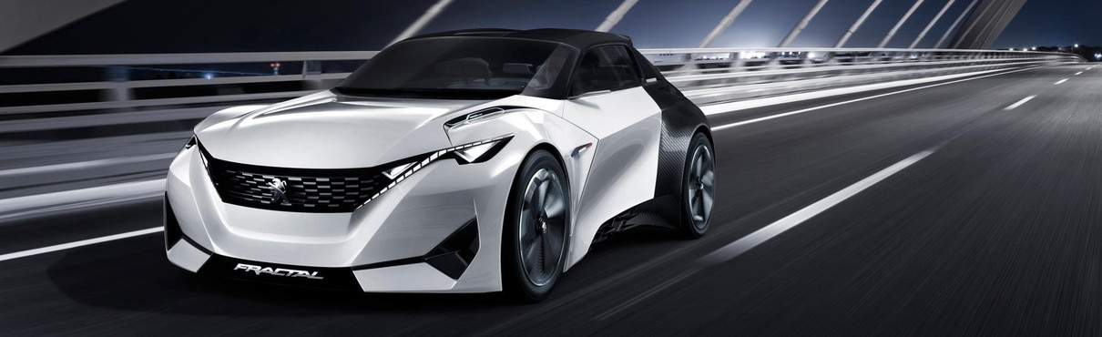 PEUGEOT Concept Cars | Showcasing future new car design and technology