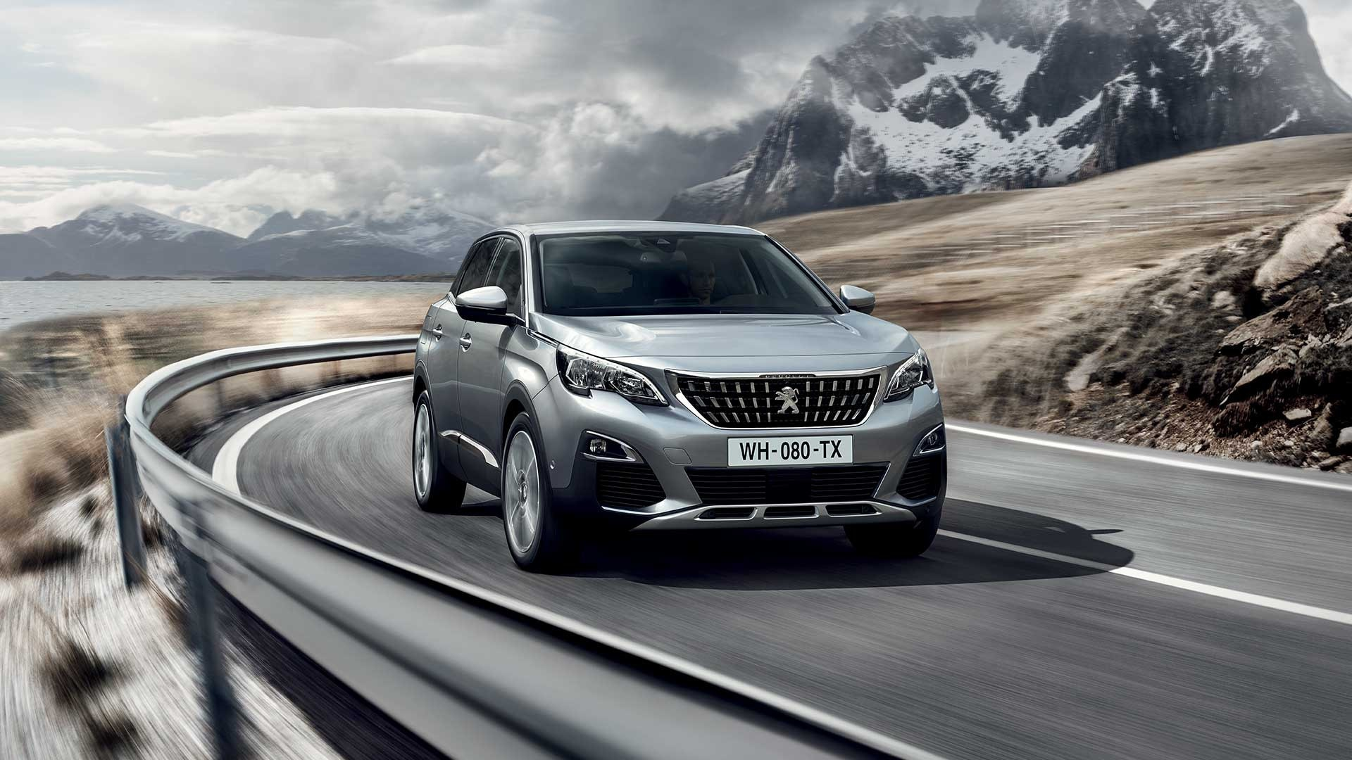 All New Peugeot New Car Showroom Suv European Car Of