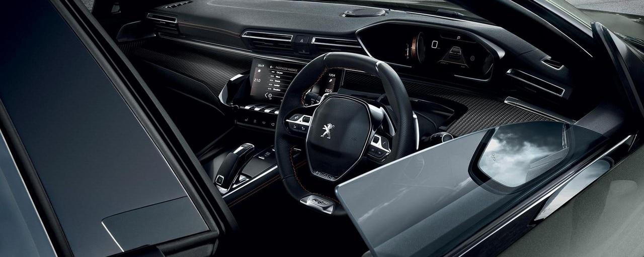 PEUGEOT 508 Touring i-Cockpit