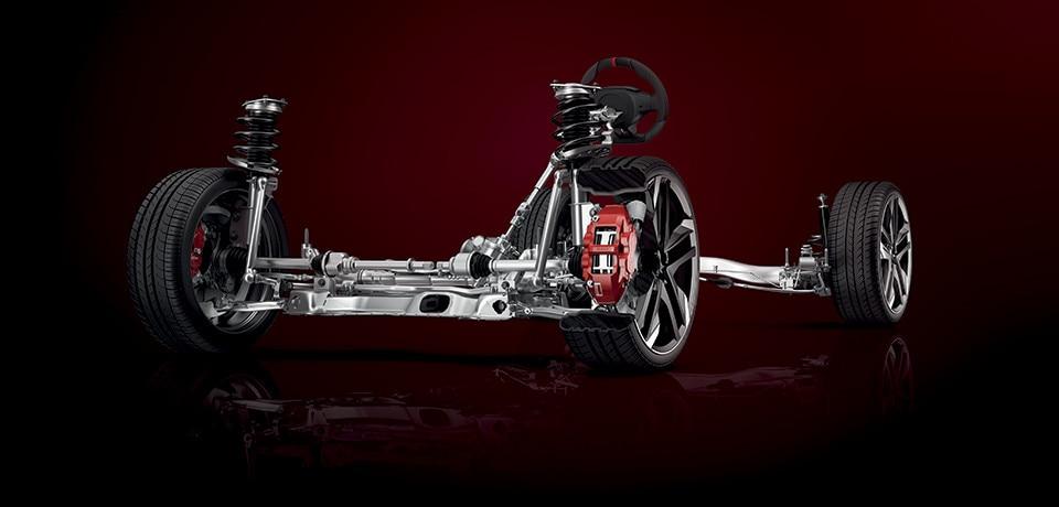 peugeot 308 gti new car showroom | hot hatch sports car | technology