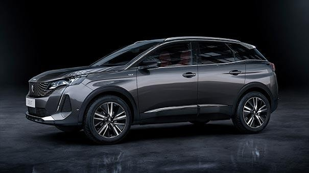 New PEUGEOT 3008 SUV Design | New Wing Insert