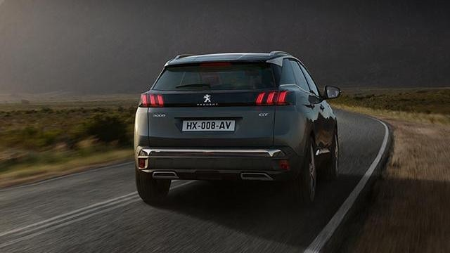 New PEUGEOT 3008 SUV | Internal Combustion Engines