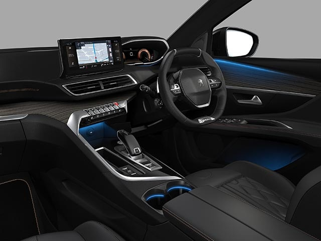 PEUGEOT 3008 SUV GT Premium Pack | Nappa Leather Upholstery and Dark Lime Wood Trim