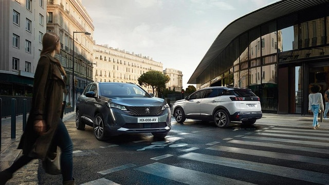 PEUGEOT 3008 SUV Engines