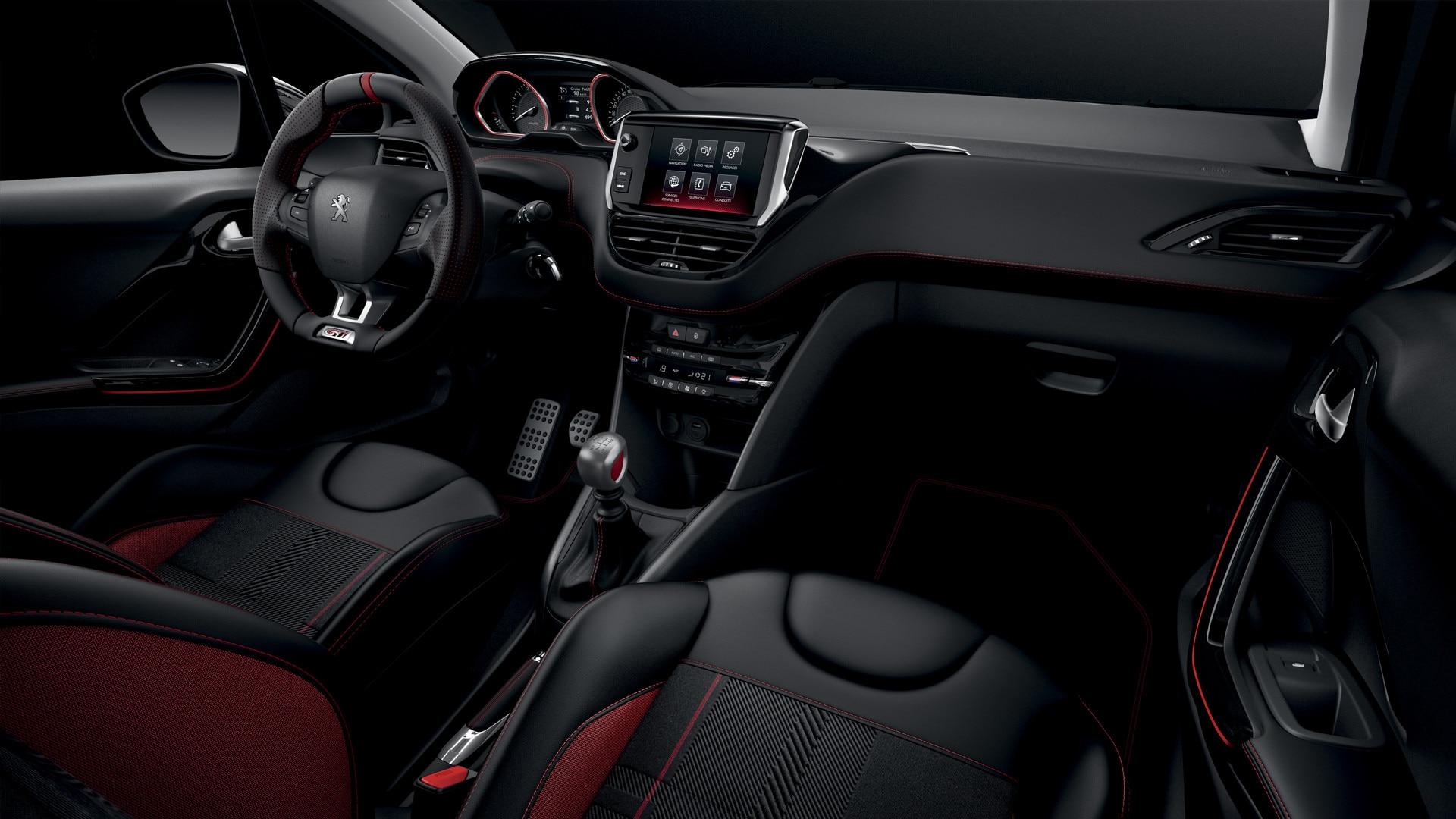 peugeot 208 gti new car showroom | hot hatch sports car | test drive