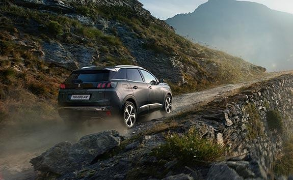 New PEUGEOT 3008 SUV Innovative Technology | Advanced Grip Control