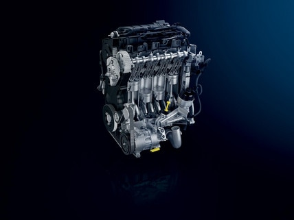 PEUGEOT THP turbo petrol engine