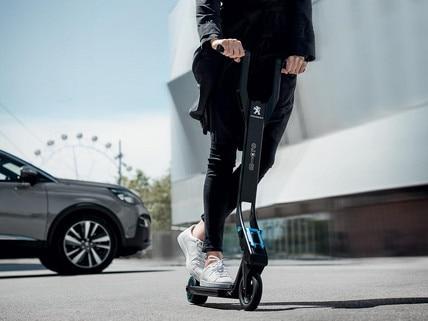 PEUGEOT e-Kick electric scooter