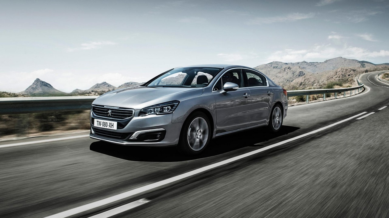 PEUGEOT Sedan Range | Find the right new car for you