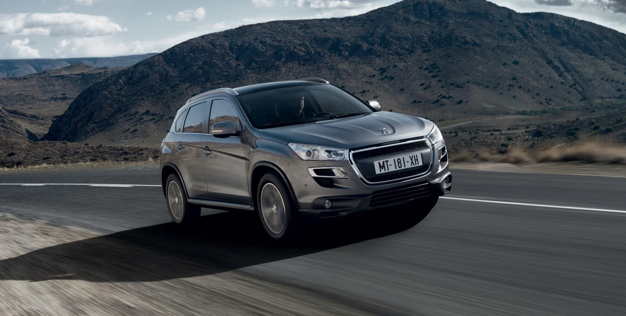 Peugeot New Car Showroom Suv Test Drive Today