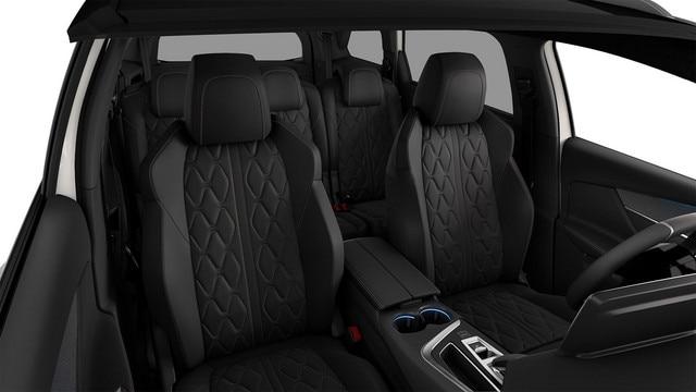 PEUGEOT 5008 SUV GT Line leather trim