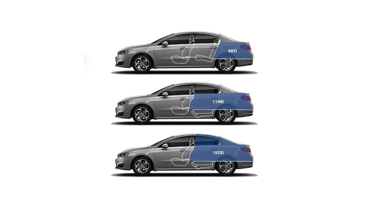 interior 508 sedan