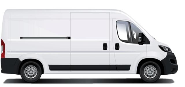 Boxer Van