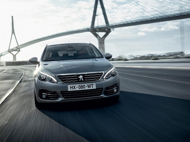 PEUGEOT 308 Touring road holding