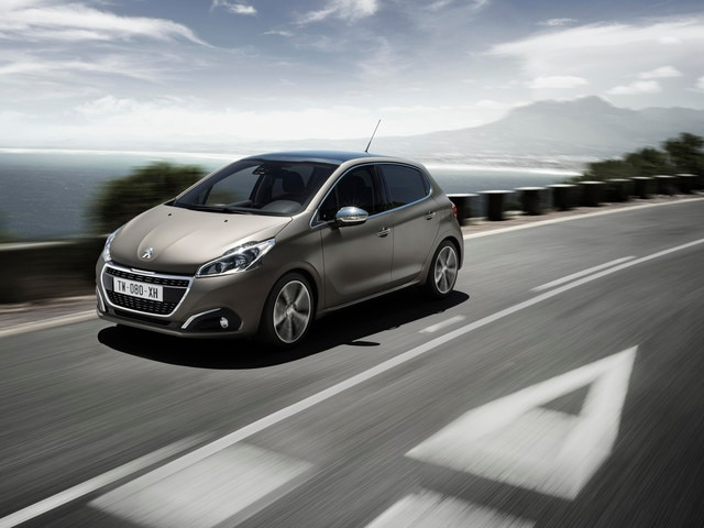 PEUGEOT small cars and hatchbacks
