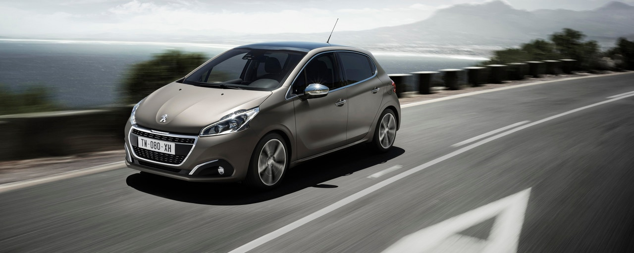 PEUGEOT Small Car & Hatchback Range