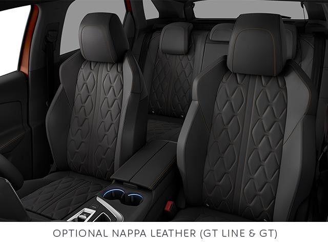 PEUGEOT 3008 SUV optional nappa leather trim on GT Line and GT