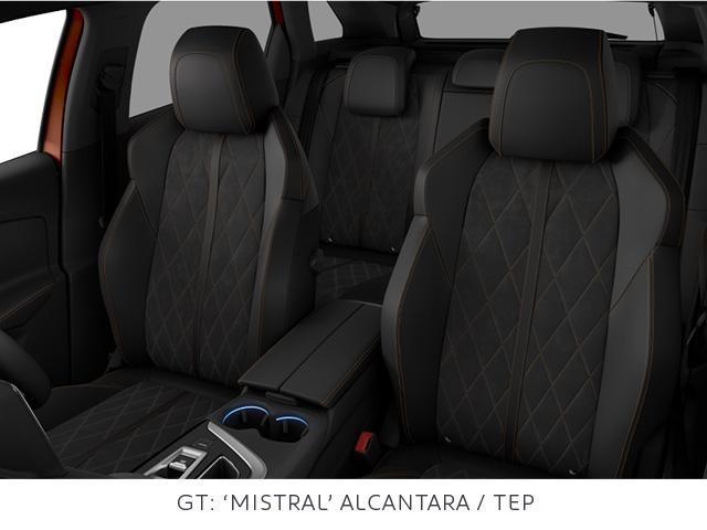 PEUGEOT 3008 SUV Mistral Alcantara / TEP trim on GT