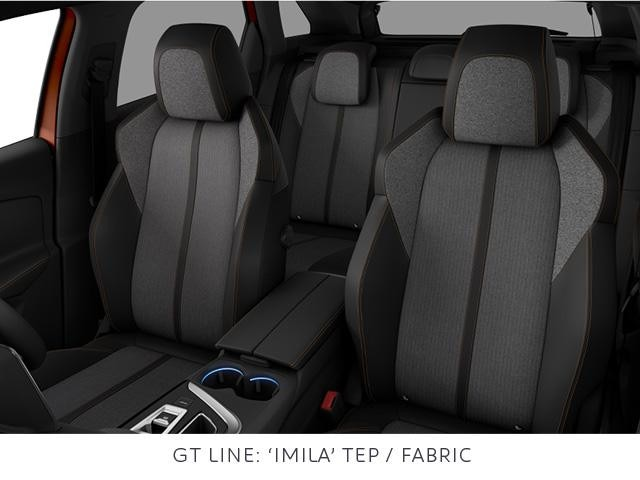 PEUGEOT 3008 SUV Imila TEP / cloth trim on GT Line
