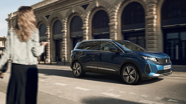 New Large PEUGEOT 5008 SUV with 7 Seats | Design