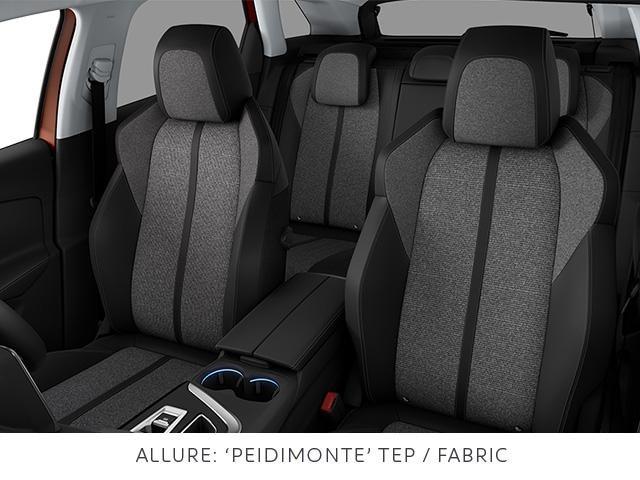 PEUGEOT 3008 SUV Peidimonte TEP / cloth trim on Allure