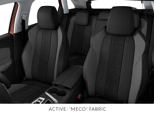PEUGEOT 3008 SUV Meco cloth trim on Active