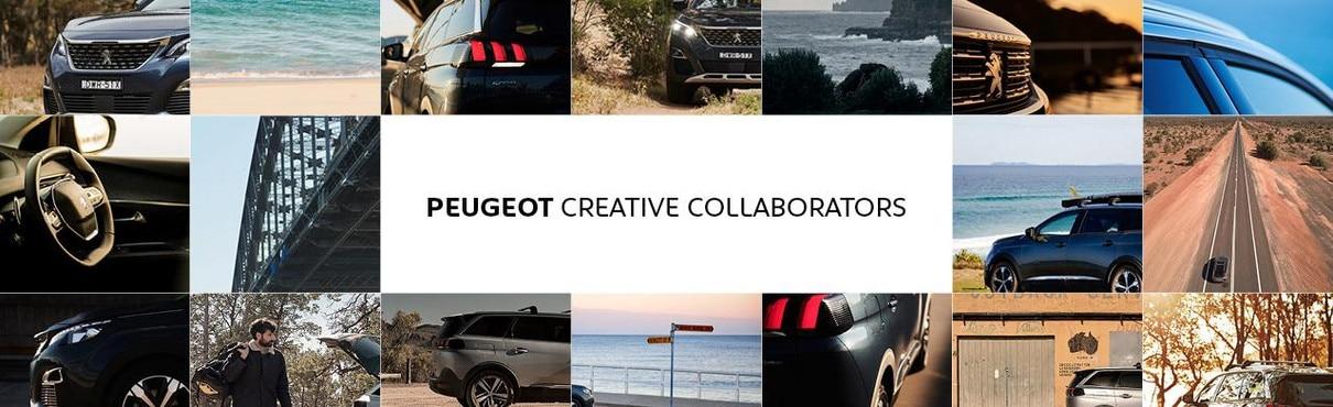 PEUGEOT Creative Collaborators