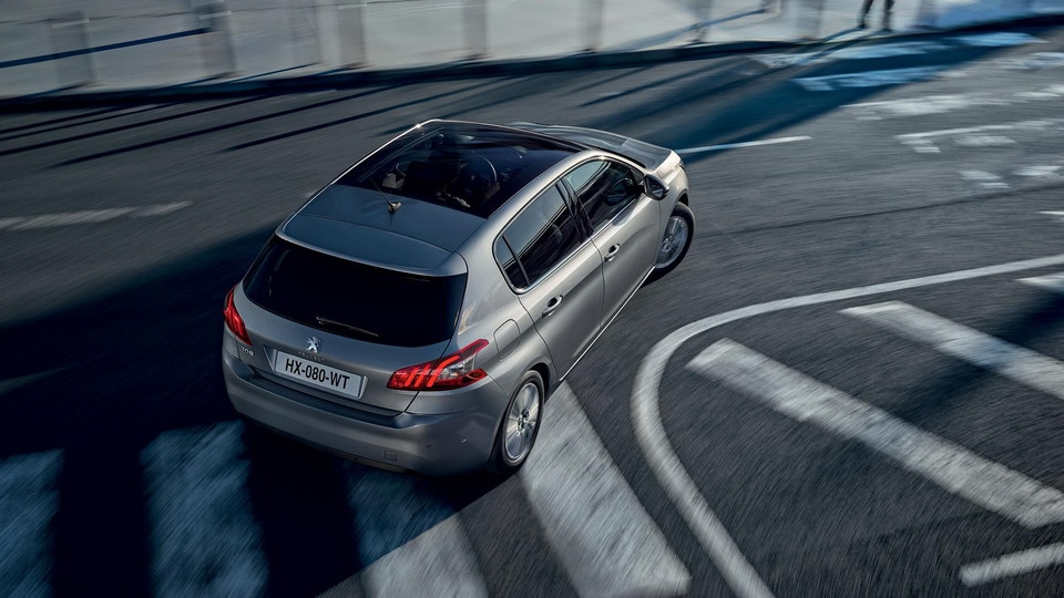 PEUGEOT 308 advanced driver assistance systems