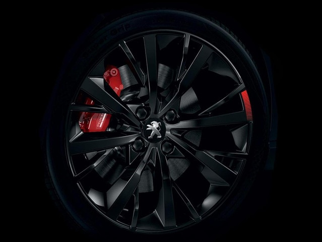 PEUGEOT 208 GTi Edition Definitive by PEUGEOT Sport Alloy Wheel
