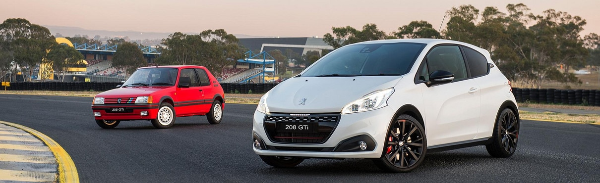 PEUGEOT launches 208 GTi Edition Definitive