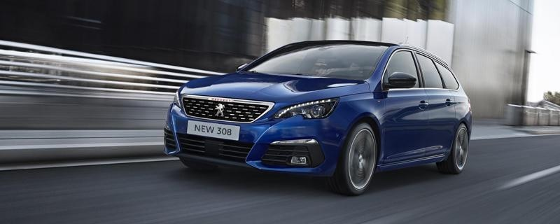 New 308 Touring