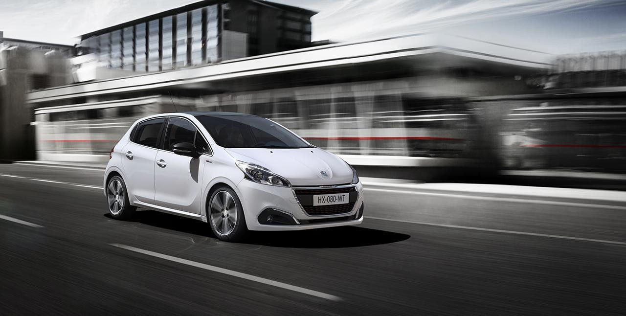 peugeot 208 new car showroom gt line test drive today. Black Bedroom Furniture Sets. Home Design Ideas